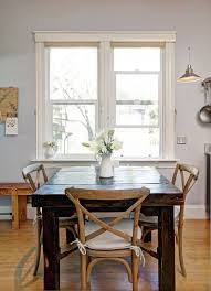 Dining Room Floor Remodelaholic How To Mix Wood Tones Like A Pro