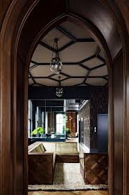 gothic office u2014 jessica helgerson interior design