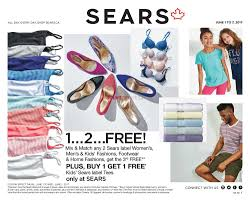 Sears Furniture Kitchener Sears Canada Flyers