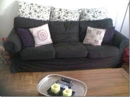 canap ektorp ikea 3 places canapé ikea ektorp 3 places noir meubles décoration canapés à