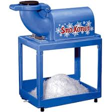 snow cone rental rent a snow cone machine for your party in ny nj ct island