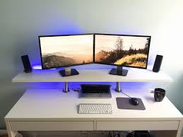 ultimate desk setup ultimate mac setup office tour youtube