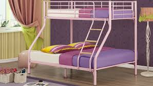 Pick Of The Week Leah Pink Triple Bunk Bed Frances Hunt - Triple bunk beds with mattress