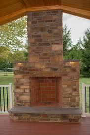 rustic porch project in garnet valley pa stump u0027s decks u0026 porches