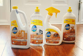 keeping our wooden floors clean with pledge floorcare wood wee