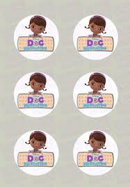 doc mcstuffins edible image doc mcstuffins edible icing sheet cookie and cupcake decor topper