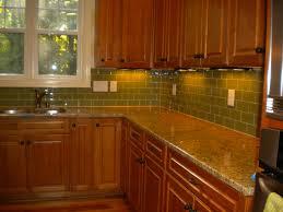 Kitchen  Traditional Kitchen Backsplash Subway Backsplash - Backsplash materials