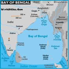world map oceans seas bays lakes scientists discovers a dead zone in bay of bengal