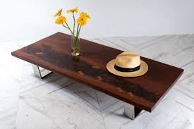 butterfly coffee table by faisal malik design furniture maker in