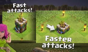 clash of clans archer pics cheer up it u0027s an archer tower gear up clash of clans