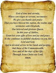 cranmer jubilee prayer