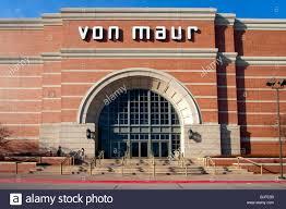Von Maur The Von Maur Store At Westroads Mall In Omaha Nebraska Stock