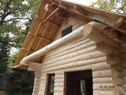 log house chalet in vahva saaremaa rauhel