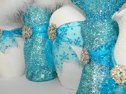 aqua blue wedding decorations blue wedding aqua christmas xmas