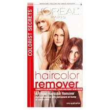 l u0027oreal paris colorist secrets haircolor remover walmart com