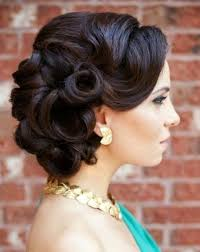 bridal hairstyle latest show me your retro old hollywood glam all down or half up half