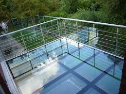 holzgelã nder balkon wohnzimmerz balkonboden holz with stahlbau schlosserei und