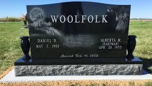 granite monuments monument stones jacksonville il headstones