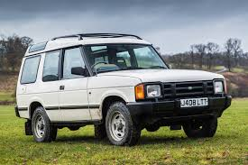 Land Rover Discovery Retro Road Test Special Motoring Research