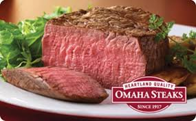 omaha steaks gift card omaha steaks gift card
