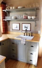 kitchen ideas for a small kitchen upstairs kitchen gray cabinets cottage kitchen