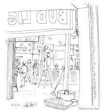 event sketches u2014 chari pere cartoonist