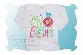 christmas applique my christmas applique digistitches machine embroidery designs