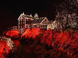 clifton ohio christmas lights legendary lights of clifton mill named among country s top 10