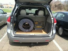 honda odyssey spare tire kit question regarding run flat tire of 2012 awd le page 2