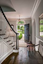 Colonial Home Interior Design 47 Best Colonial Foyer Images On Pinterest Entry Foyer