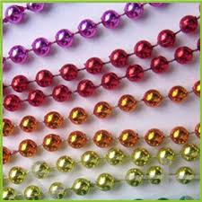 beads necklace wholesale images Wholesale connecting beads necklace plastic beads chain roll buy jpg
