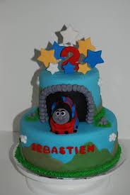 bon gâteau thomas the train birthday cake