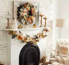 fall decorating with wreaths and garlands pier 1 imports