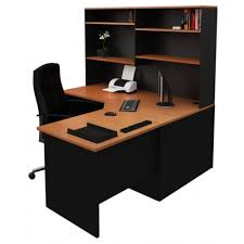 Small Corner Desk Au Origo Corner Office Desk Workstation With Hutch Home Study For
