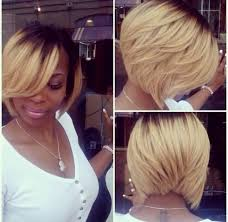 2015 angeled short wedge hair chic angled ombre bob hairstyle for black women hairstyles weekly