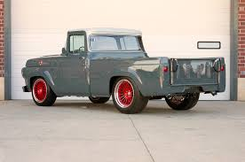 Vintage Ford Truck Beds - ringbrothers u0027 1958 ford f 100 is in a class by itself rod