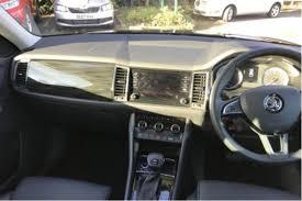 skoda kodiaq black used car stoke seat u0026 barlow motors