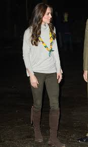 kate middleton casual pic kate middleton s casual at cub scouts rocks