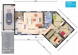 plan maison 90m2 plain pied 3 chambres plan de maison 90m2 gte montana 90 m2 ossature bois quadri de
