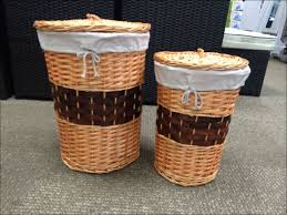 bedroom awesome extra large wicker laundry hamper brown laundry