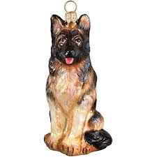 to the world collectibles german shepherd ornament 47