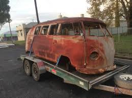 volkswagen kombi mini kombi 1958