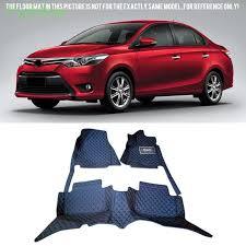 toyota yaris sedan 2015 interior floor mats carpets pads for toyota yaris sedan