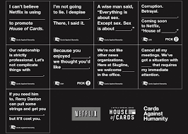words against humanity cards pin by cards against on pioneer plus