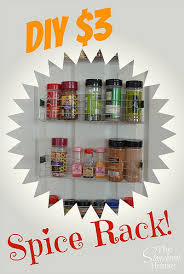 Spice Rack Holder Easy 1 Diy Spice Racks The Stonybrook House