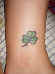 small shamrock tattoos pictures to pin on pinterest tattooskid