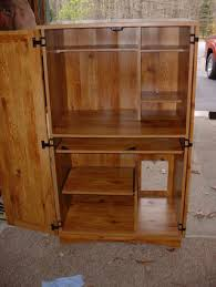 Sauder Armoires Free Sauder Computer Armoire Cabinet Desk Nepa Furniture