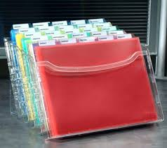 Desk Sorter Organizer Desktop Vertical File Organizer Brilliant File Sorter Organizer