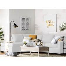 White Sectional Sofa by Bfu Make A Photo Gallery White Leather Sectional Sofa Home Decor