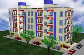 Building 3D Plan Design Bangladesh